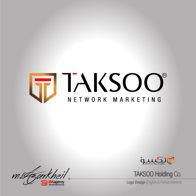 TAKSOO Co. Logo Design