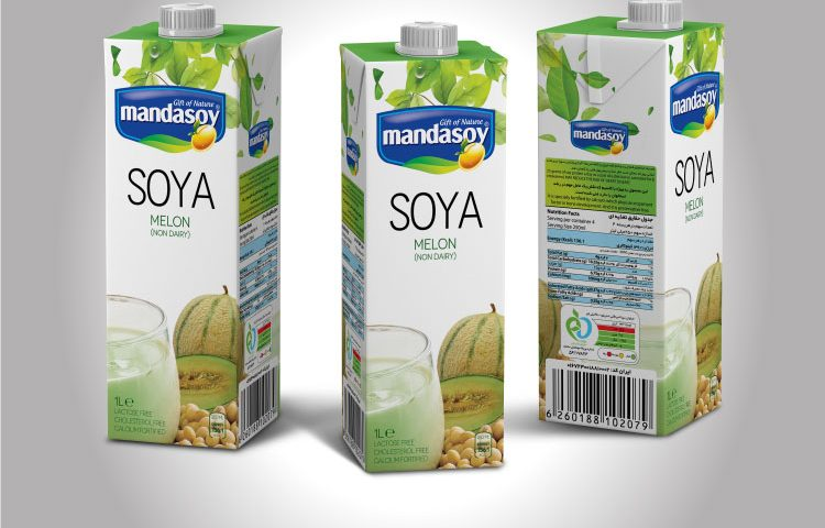 Mandasoy Co. 1000 ml (Melon)