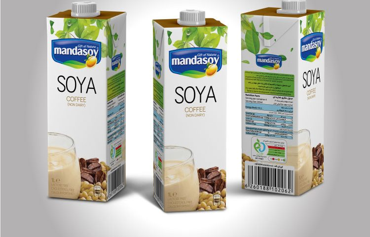 Mandasoy Co. 1000 ml (Coffee)