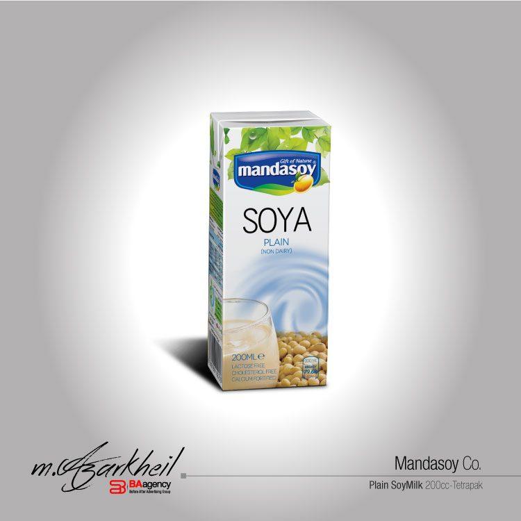 Mandasoy Co. 200 ml (Plain)