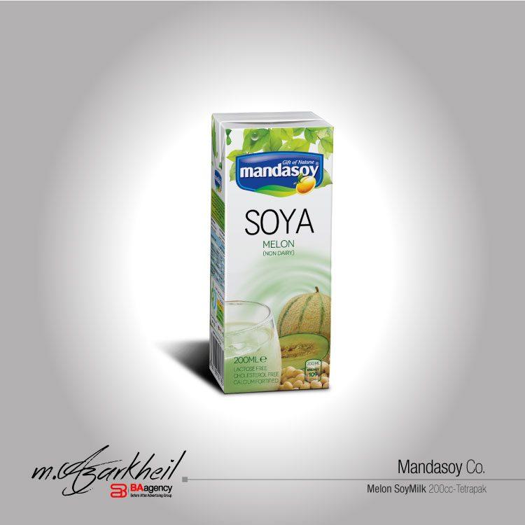 Mandasoy Co. 200 ml (Melon)