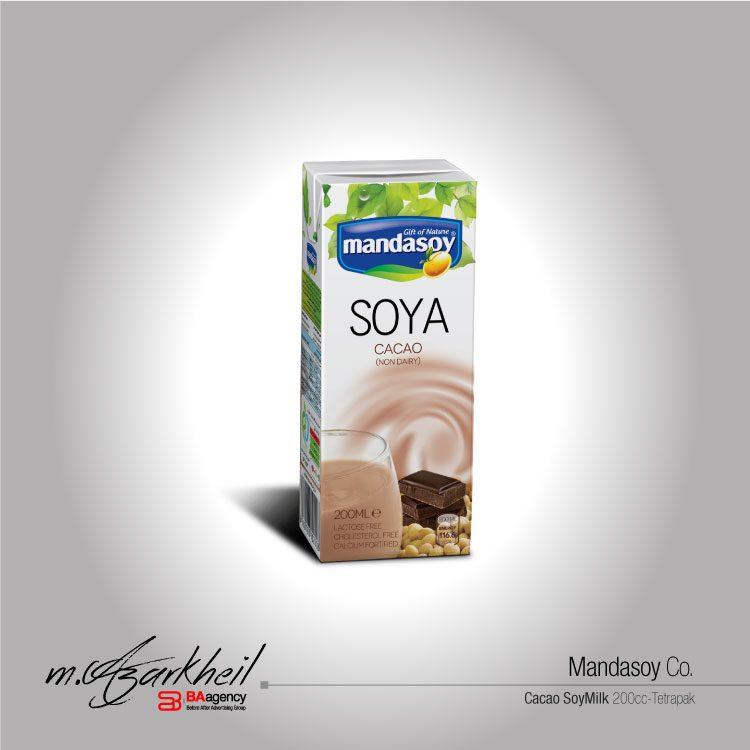 Mandasoy Co. 200 ml (Cacao)
