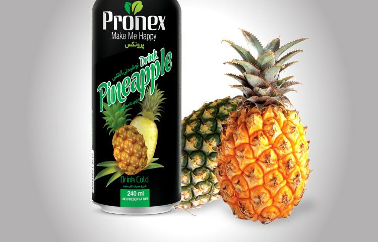 Pronex Co. Pineapple Drink