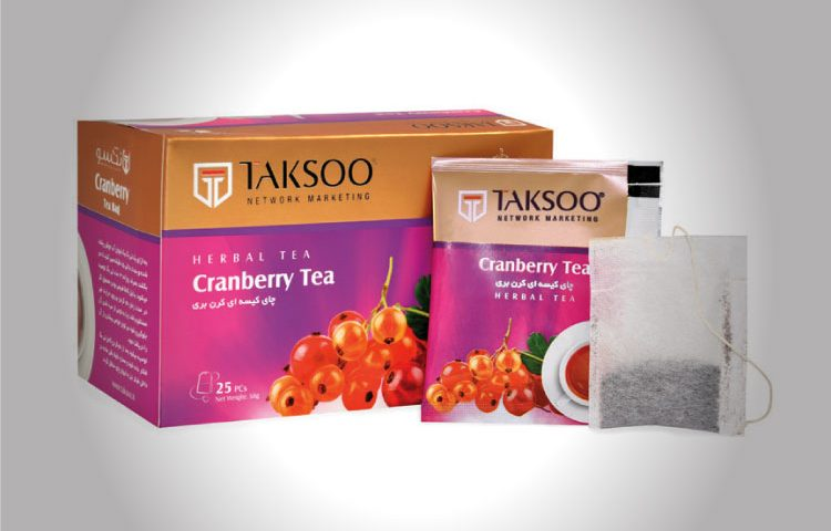 TAKSOO Co. Cranberry Tea