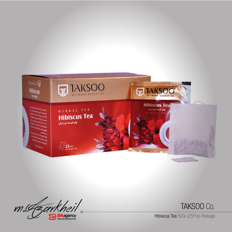 TAKSOO Co. Hibiscus Tea