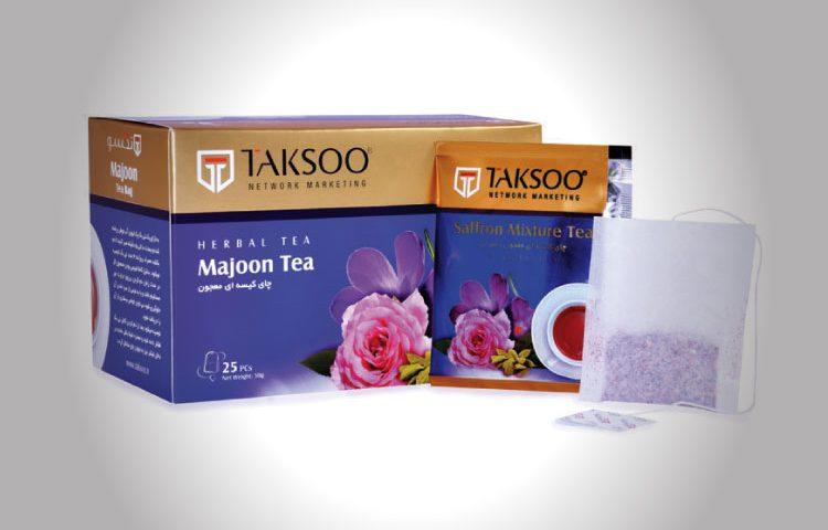 TAKSOO Co. Majoon Tea