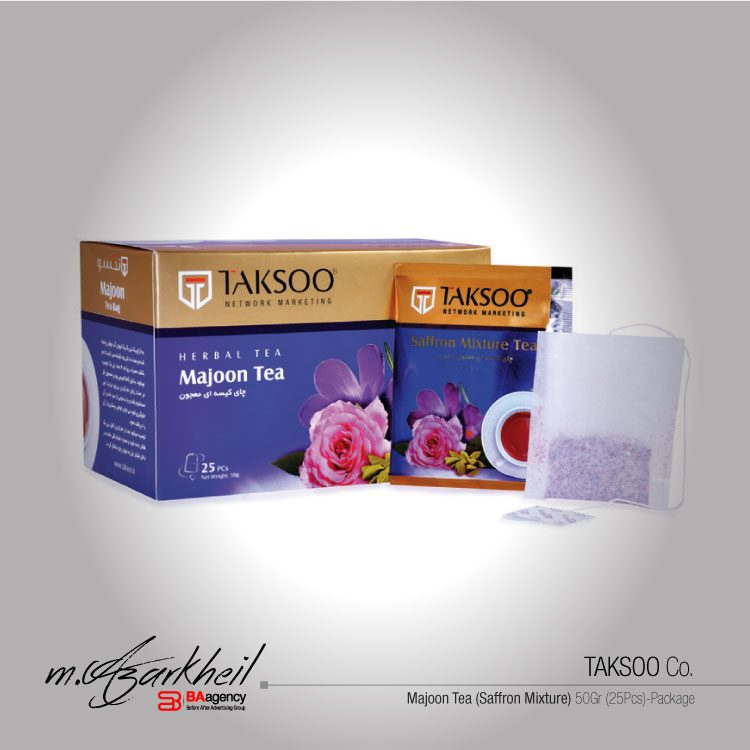 TAKSOO Co. Majoon Tea