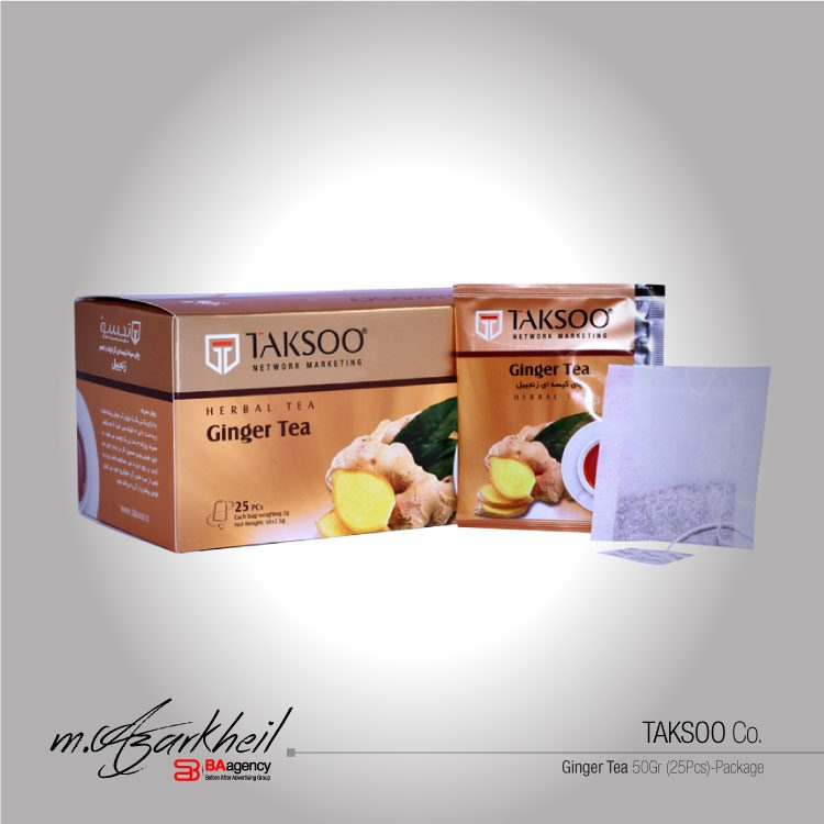 TAKSOO Co. Ginger Tea