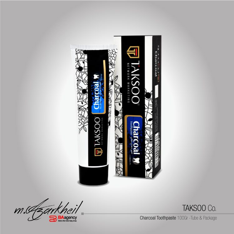 Taksoo Co. Charcoal Toothpaste