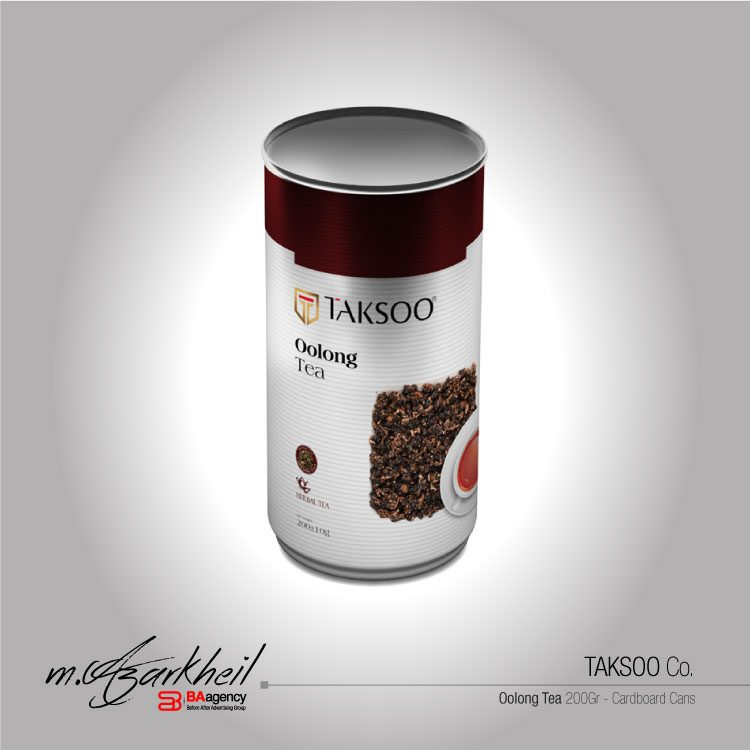 TAKSOO Co. Oolong Tea