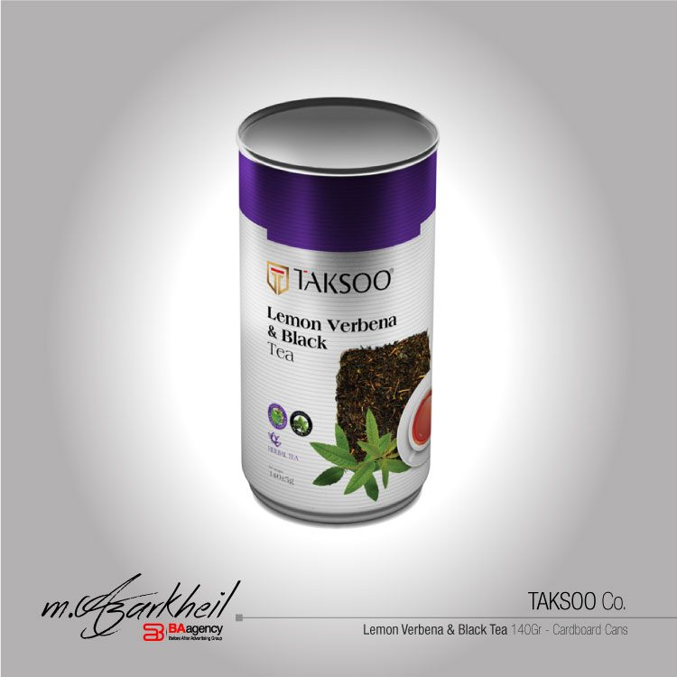 TAKSOO Co. Lemon Verbena & Black Tea