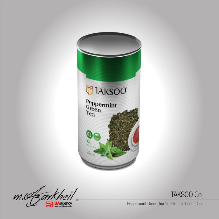 TAKSOO Co. Peppermint Green Tea