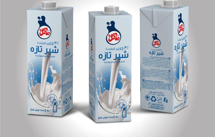 Manga Dairy Co. 1000 ml (Fresh Milk 3%)